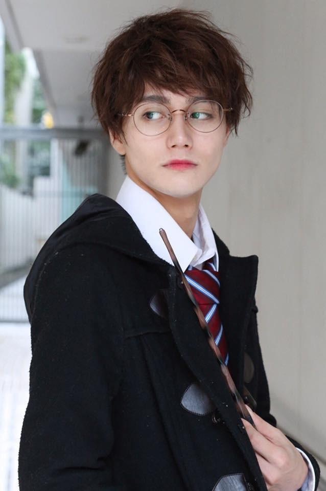 Chẳng ai nghĩ Harry Potter có thể là người châu Á cho đến khi có chàng trai này - Ảnh 3.