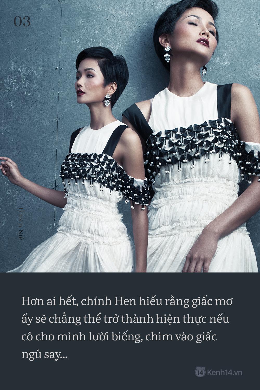 HHen Niê: Phía sau thành công của một nàng Hậu là áp lực đè nặng, nhưng không bao giờ cho phép mình từ bỏ - Ảnh 5.