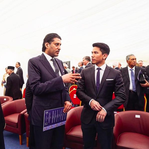 Thêm những hình ảnh mới về cuộc sống hoàn hảo của cực phẩm hoàng tử Brunei - Ảnh 15.