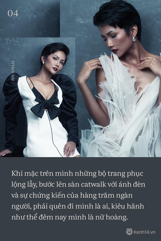 HHen Niê: Phía sau thành công của một nàng Hậu là áp lực đè nặng, nhưng không bao giờ cho phép mình từ bỏ - Ảnh 6.