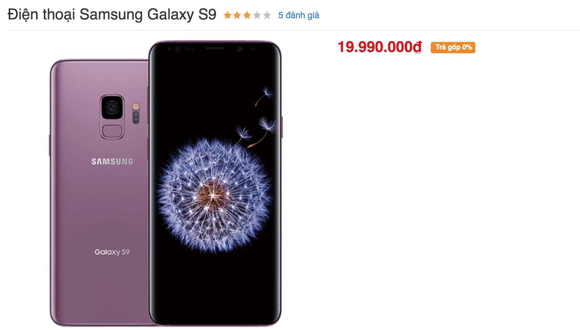 8 lý do để xúc ngay Galaxy S9 thay vì Note 8 nếu còn đang phân vân - Ảnh 1.