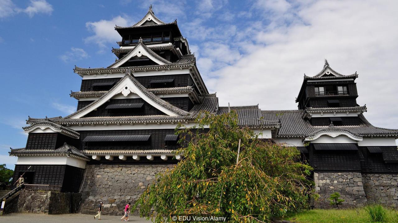 Ghé thăm Kumamoto - một trong Tam đại Quốc bảo thành định hình lịch sử của Nhật Bản - Ảnh 1.