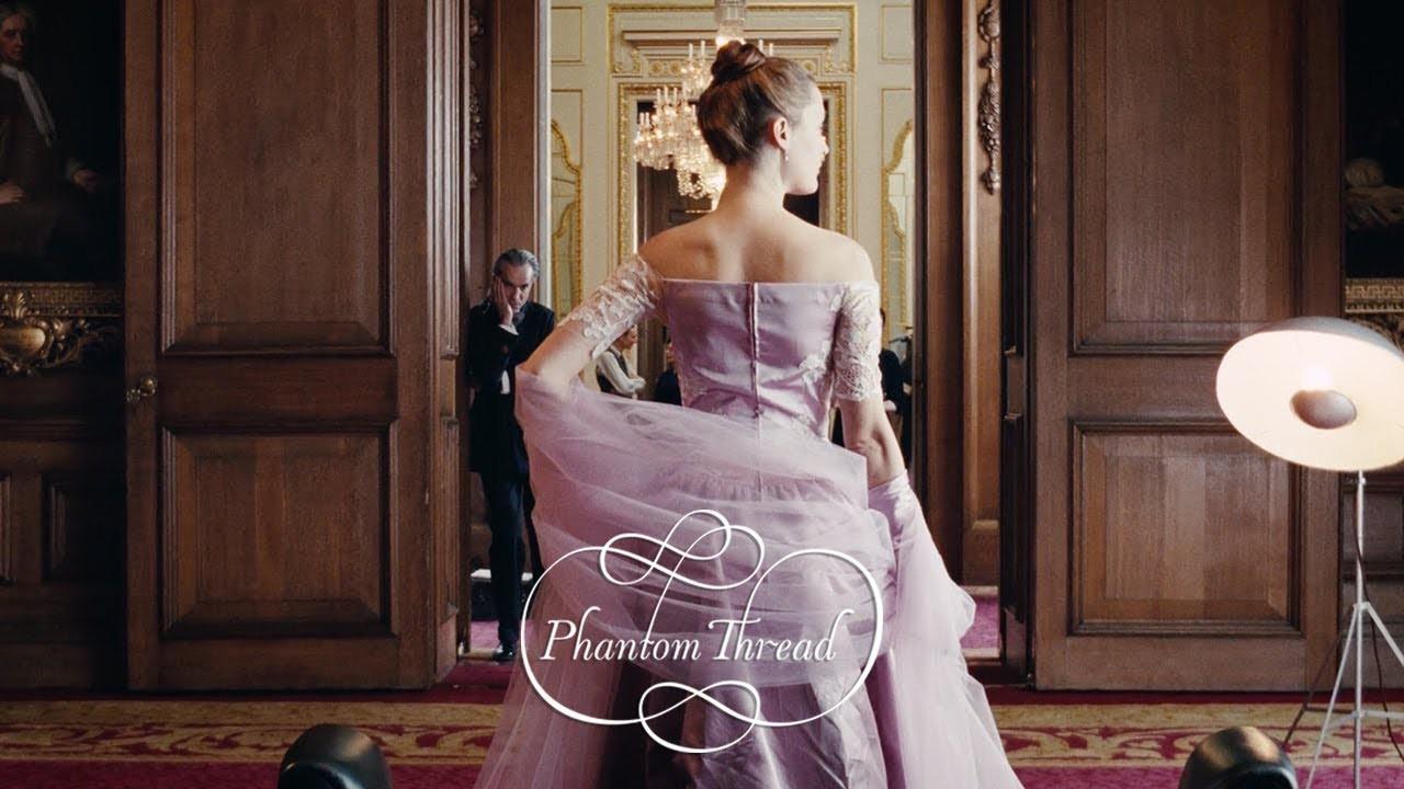 Phantom Thread - Khúc tình ca độc nhất giữa giới thời trang nước Anh thập niên 1950 - Ảnh 2.