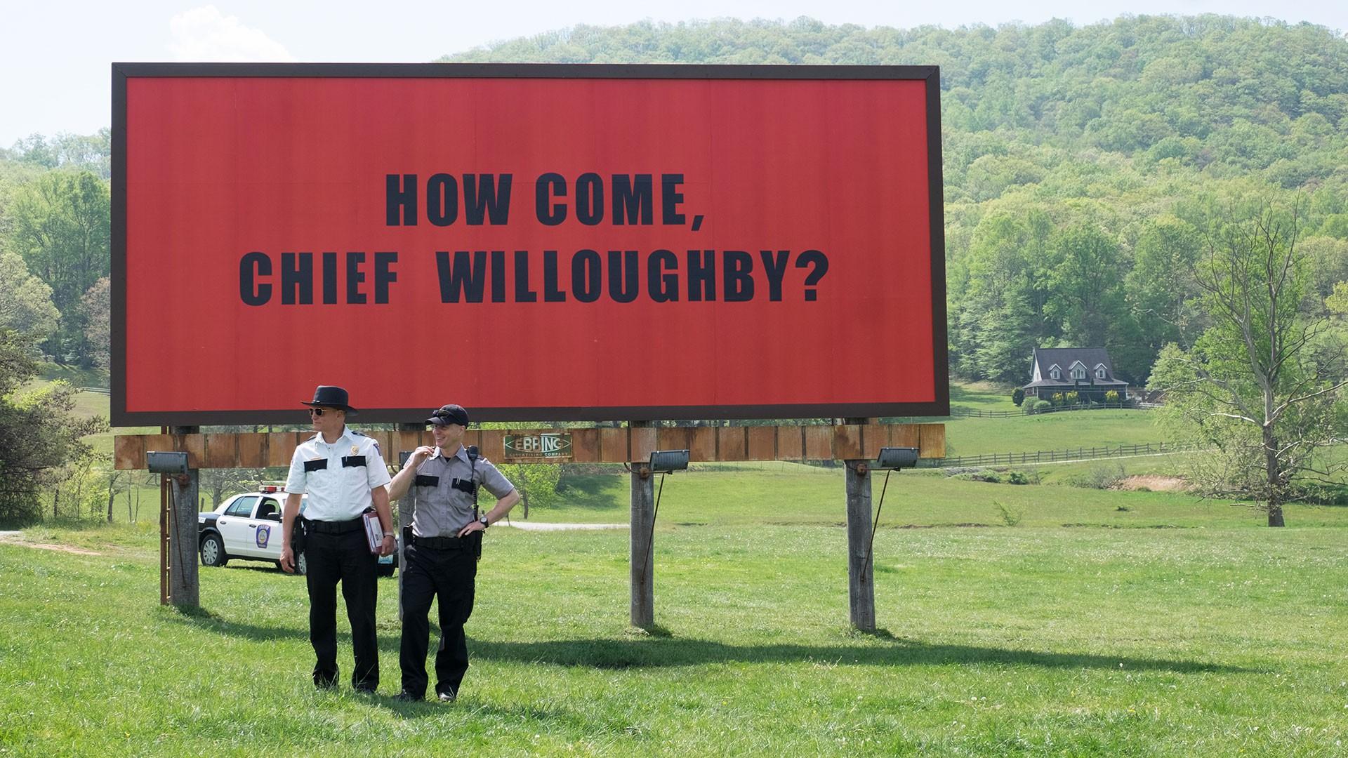 Three Billboards Outside Ebbing, Missouri: Ba tấm biển kì quặc mở ra những thân phận đáng thương - Ảnh 4.