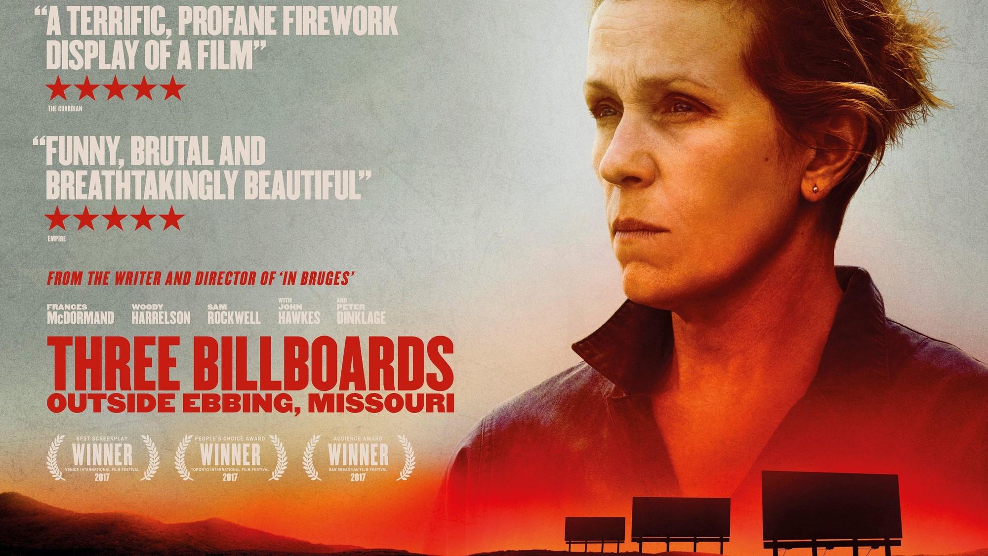 Three Billboards Outside Ebbing, Missouri: Ba tấm biển kì quặc mở ra những thân phận đáng thương - Ảnh 8.