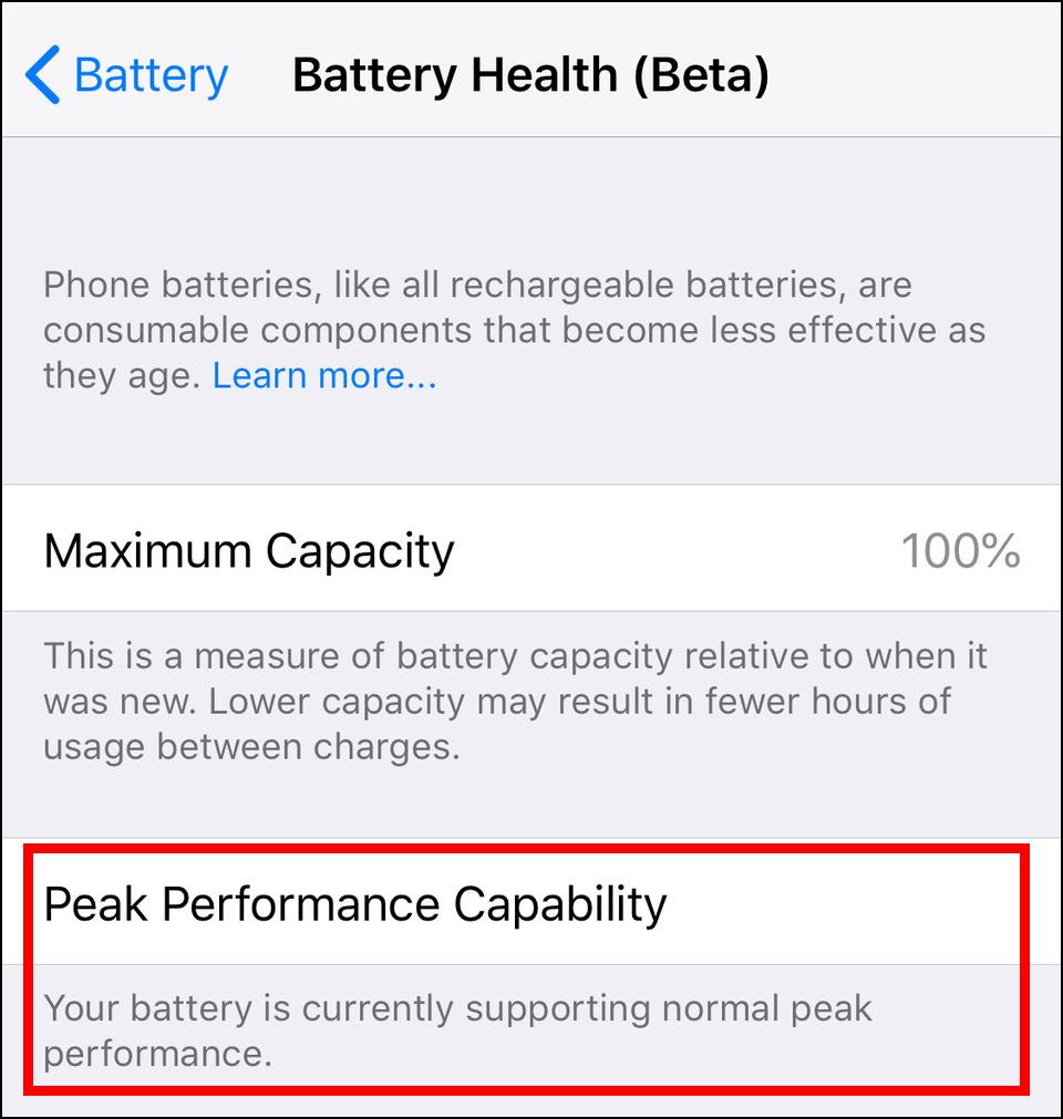 Hướng dẫn tắt tính năng làm chậm iPhone trên iOS 11.3 mới nhất chỉ trong 2 bước - Ảnh 2.