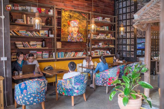Các quán cà phê mở trong building: Không chỉ tiện, mà còn rất xinh để chụp hình sống ảo - Ảnh 6.