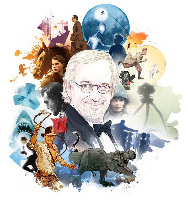 Steven Spielberg – Ông hoàng bom tấn đầy quyền lực trong giới đạo diễn Hollywood - Ảnh 1.