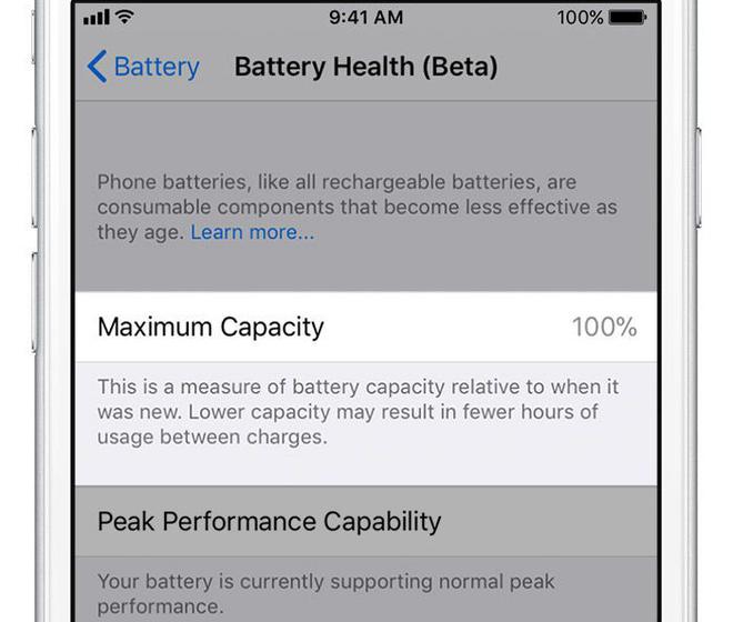 Apple vừa cho cập nhật iOS 11.3: iPhone chạy nhanh vù vù, thoải mái tắt tính năng bị làm chậm - Ảnh 1.