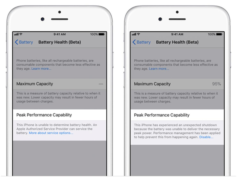 Hướng dẫn tắt tính năng làm chậm iPhone trên iOS 11.3 mới nhất chỉ trong 2 bước - Ảnh 3.