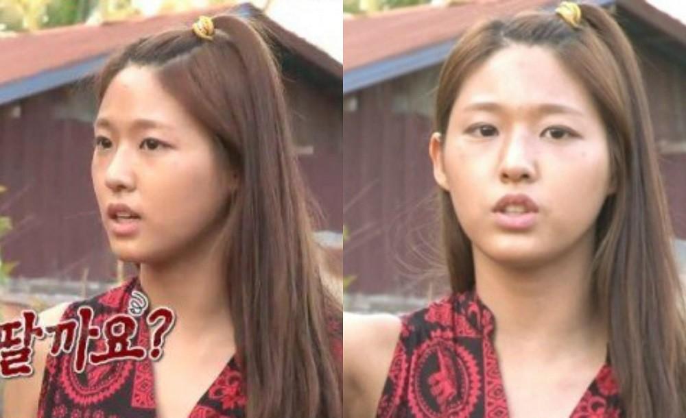 Mỹ nhân Kpop lộ mặt mộc: Kẻ già như bà thím, người được khen đẹp đến mức được xếp vào top 5% nhan sắc - Ảnh 9.