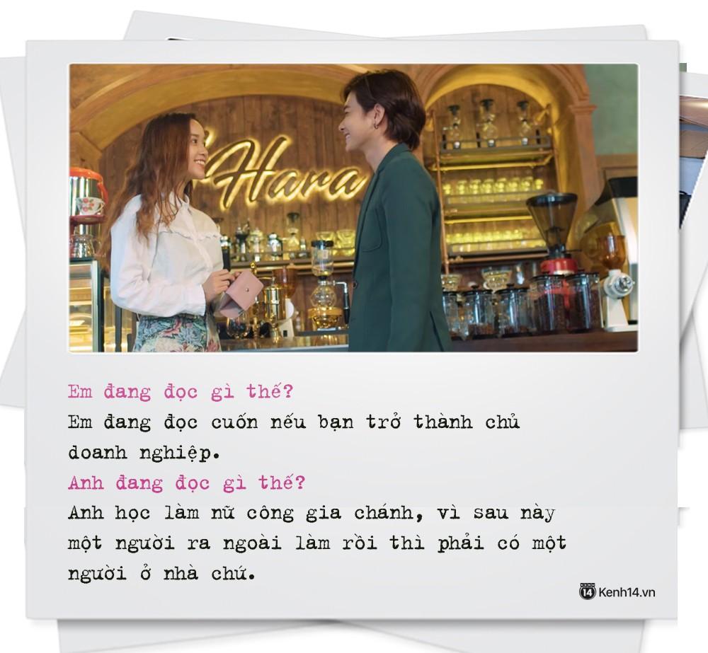 Muốn cưa đổ crush kiểu giới trẻ bây giờ, thực hành ngay loạt bí kíp này từ series La La Love! - Ảnh 3.
