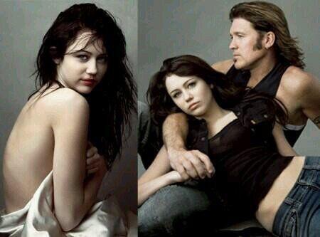 Loạt scandal khiến cả Hollywood nổi da gà: Bố cưới con gái, em hôn môi anh ruột đắm đuối - Ảnh 14.