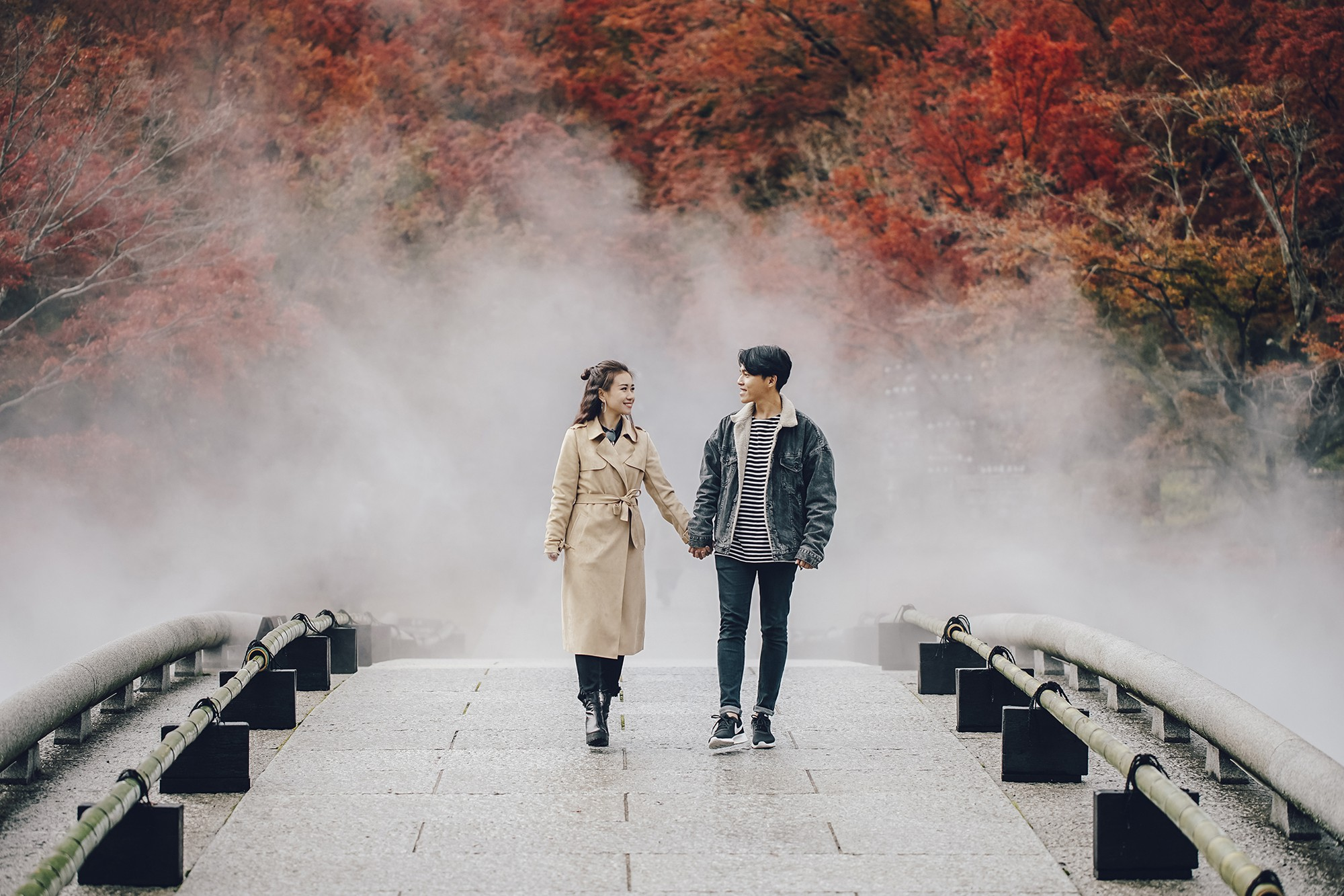 """5 năm yêu và đi của cặp DHS Việt tại Nhật: Bọn mình thường """"tiêu pha"""" nhiều đêm dài để mơ mộng cùng nhau - Ảnh 18."""