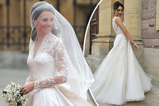 Vài thông tin nhỏ giọt xung quanh chiếc váy mà Meghan Markle sẽ mặc trong lễ cưới Hoàng gia sắp tới - Ảnh 11.
