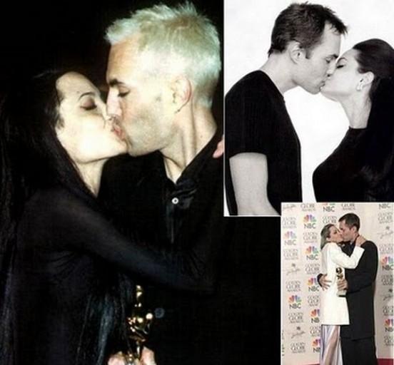 Loạt scandal khiến cả Hollywood nổi da gà: Bố cưới con gái, em hôn môi anh ruột đắm đuối - Ảnh 2.