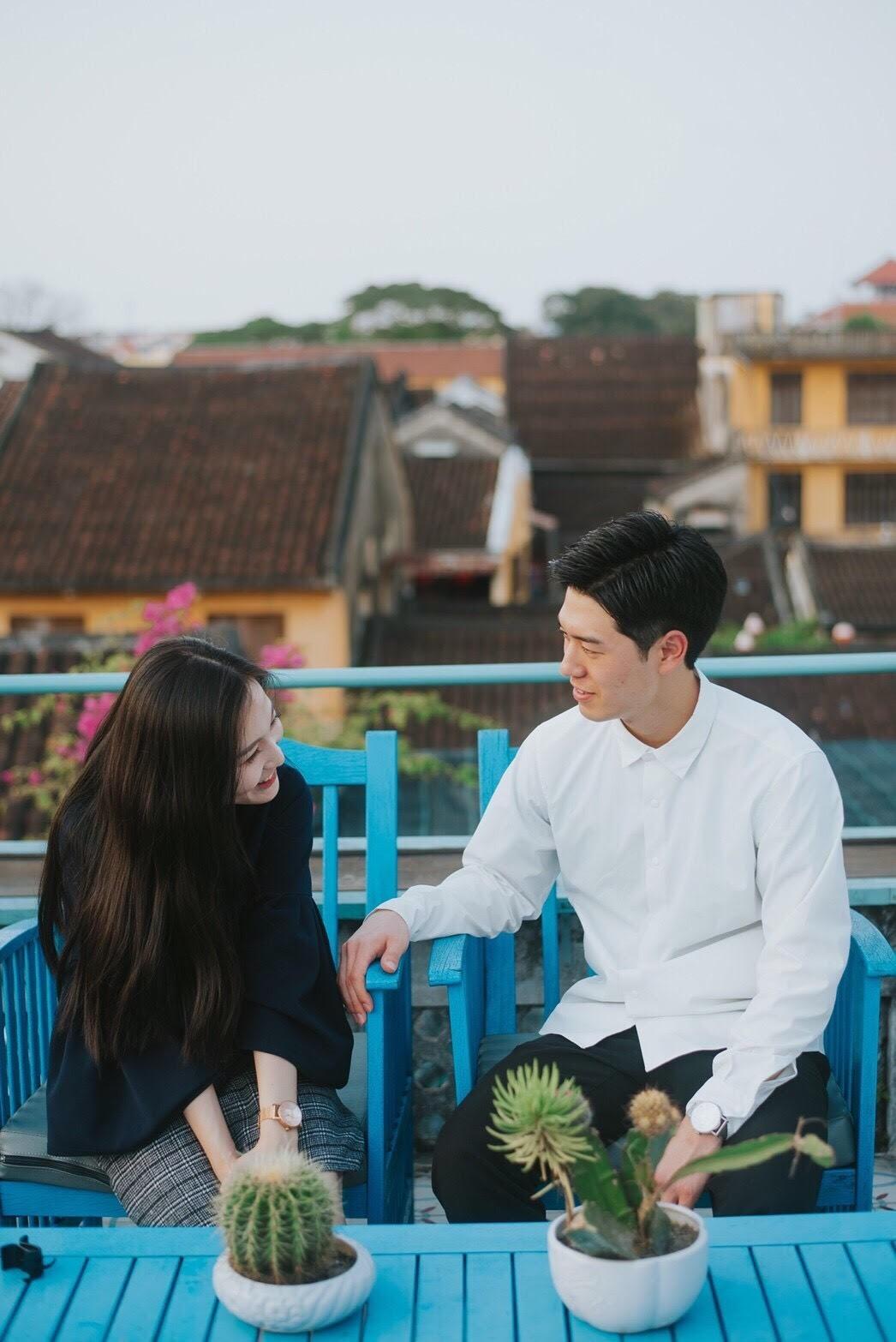 Chuyện tình nữ DHS Việt và chàng trai Nhật: Để mặt mộc, mặc đồ ngủ đi siêu thị bỗng gặp ngay tình đầu đẹp như phim - Ảnh 3.