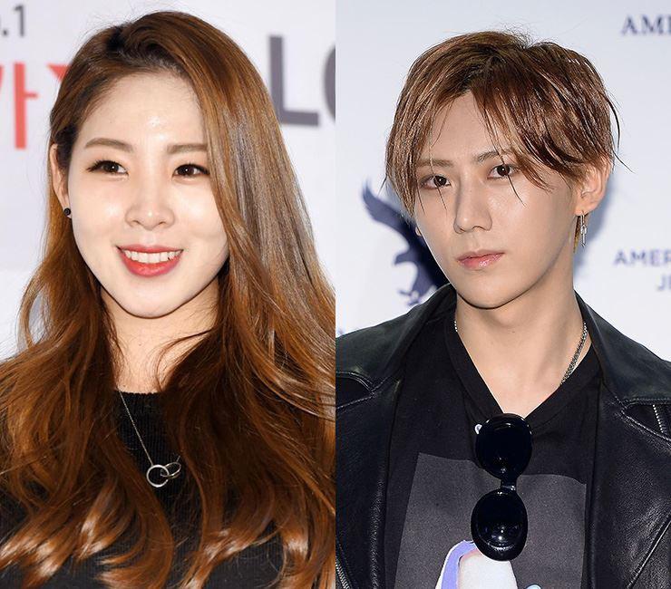 Chỉ mới 3 tháng đầu năm 2018, làng giải trí xứ Hàn đã dồn dập tin hẹn hò, cưới hỏi nhiều đến choáng ngợp - Ảnh 7.