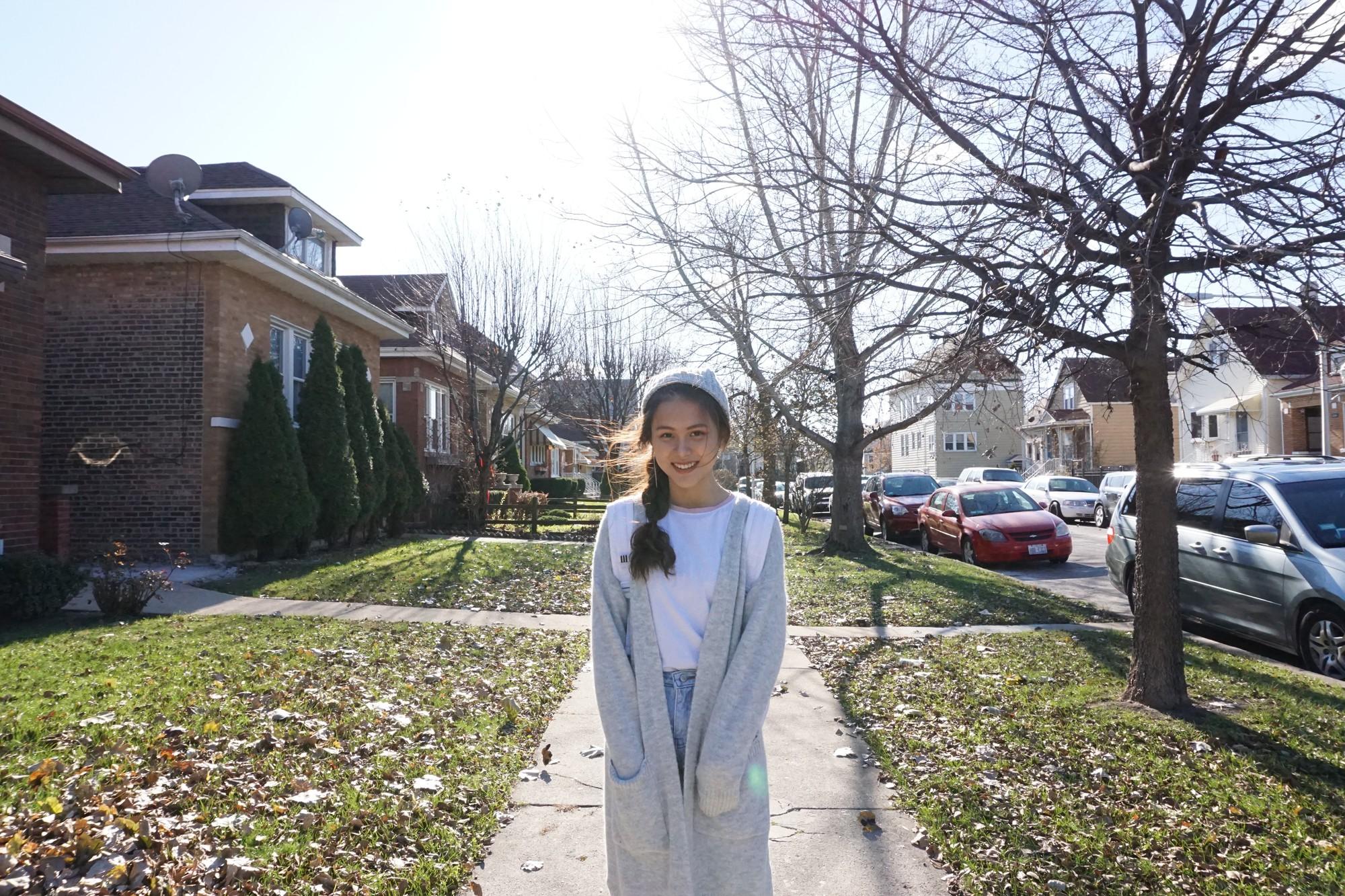 Cô bạn trường Ams xinh như hot girl, nhận học bổng du học từ 8 trường ĐH trên thế giới - Ảnh 5.