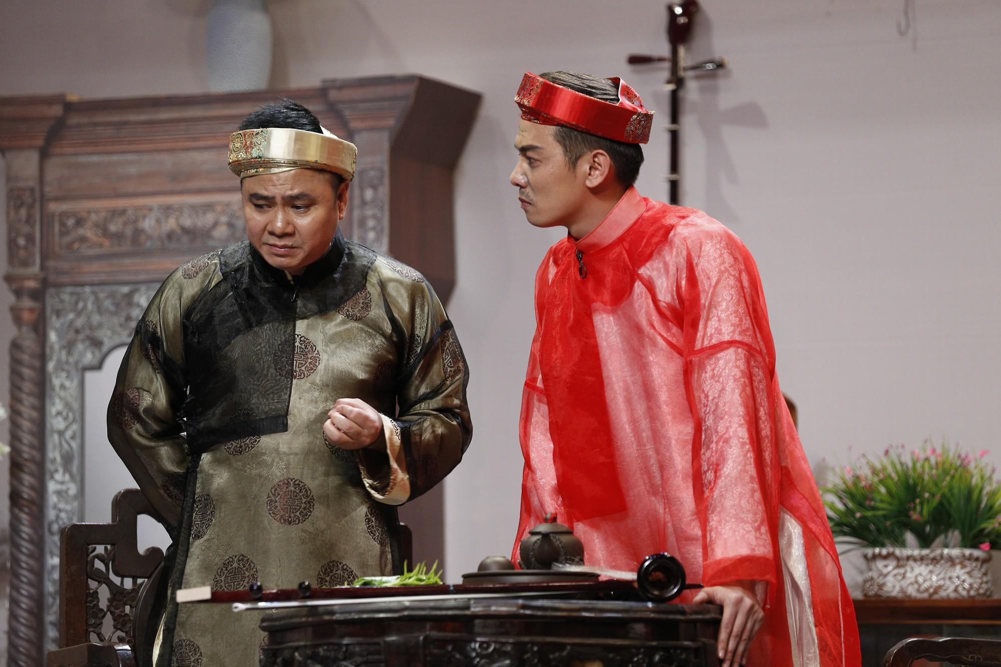 Ơn giời: Giám khảo Hoài Linh xúc động vì Nam Em đã bớt phá rối, đối phó khôn khéo trước Trường Giang - Ảnh 10.