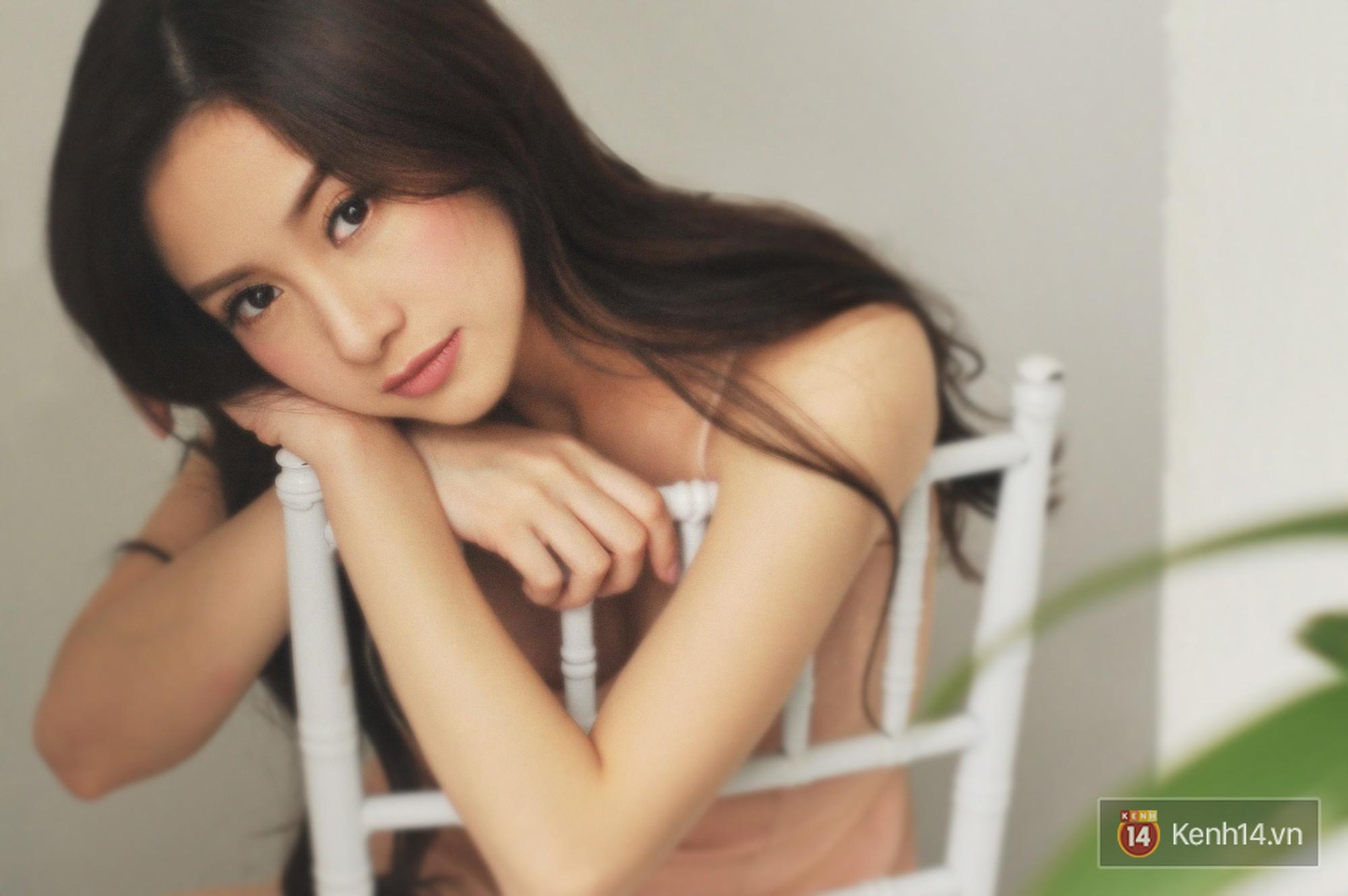 Jun Vũ sau khi nâng ngực: Không hiểu mọi người tiếc cái gì nữa, mặt mình vẫn như cũ, tính cách hay con người có thay đổi đâu - Ảnh 6.