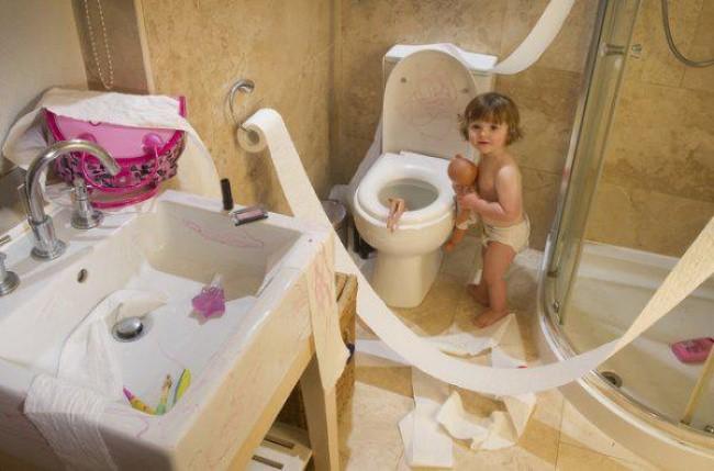 14 khoảnh khắc chứng tỏ trẻ con chính là liều thuốc giải trí hữu hiệu nhất cho cuộc sống - Ảnh 1.