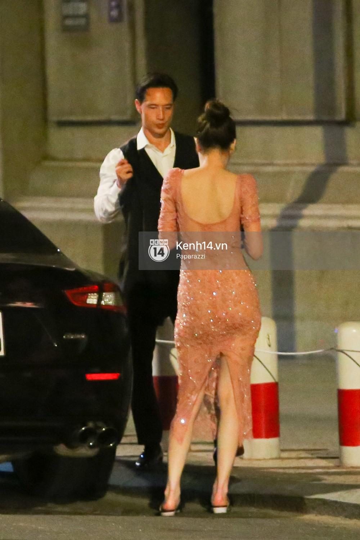 Clip: Rời sự kiện, Hà Hồ lái xe chở Kim Lý vượt đèn đỏ lúc nửa đêm - Ảnh 12.
