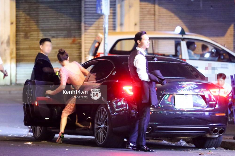 Clip: Rời sự kiện, Hà Hồ lái xe chở Kim Lý vượt đèn đỏ lúc nửa đêm - Ảnh 10.