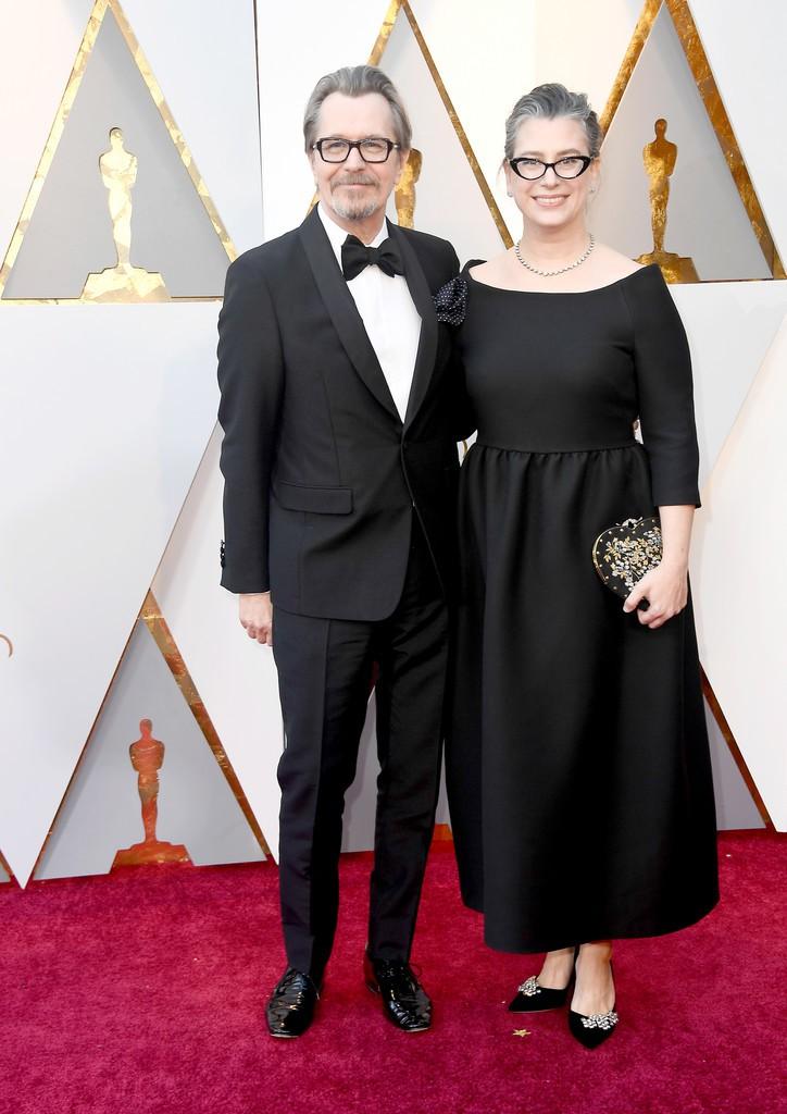 Thảm đỏ Oscar 2018 biến thành dạ hội lộng lẫy cho các công chúa Lọ Lem đẹp nhất thế giới - Ảnh 43.