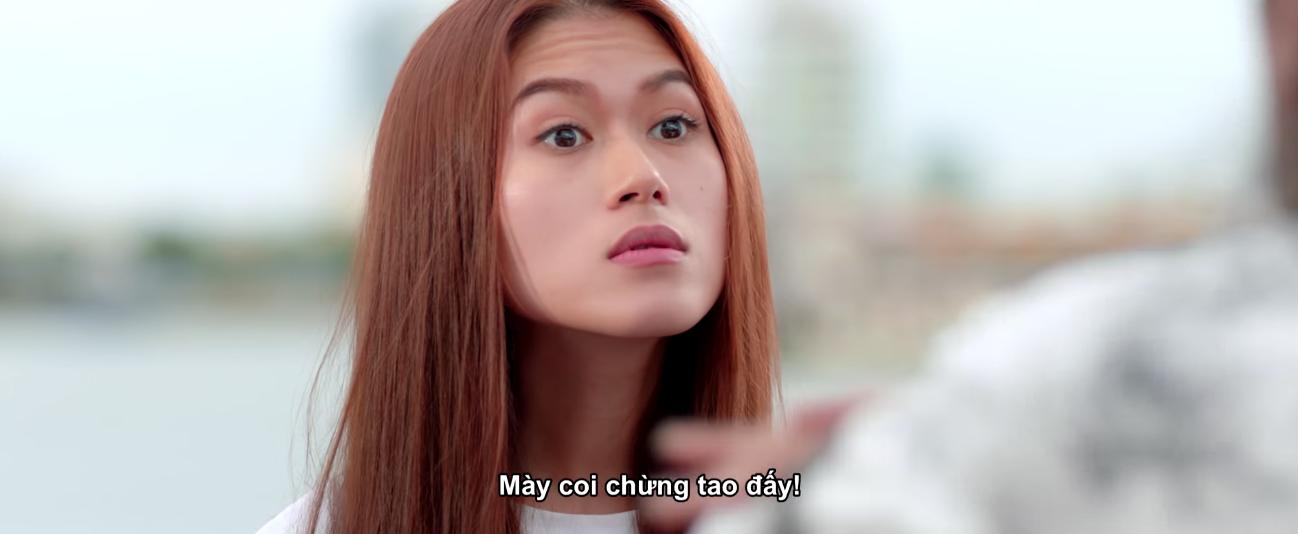 Hoài Lâm bị lột sạch đồ, lôi cổ về đồn công an và lãnh... bạt tai trong Cô Nàng Ngổ Ngáo bản Việt - Ảnh 7.