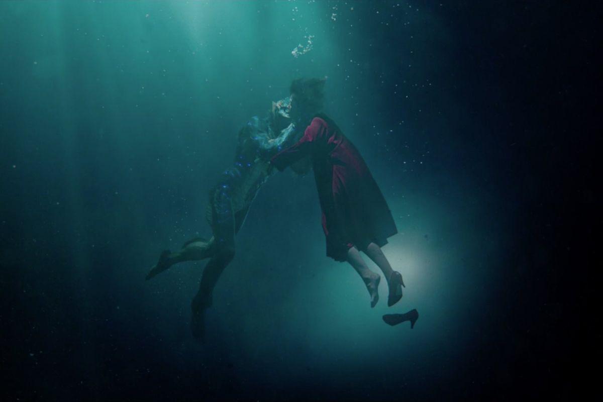 Dụng ý tài hoa của sắc xanh thăm thẳm trong The Shape of Water - Chủ nhân tượng vàng Oscar 2018 - Ảnh 3.
