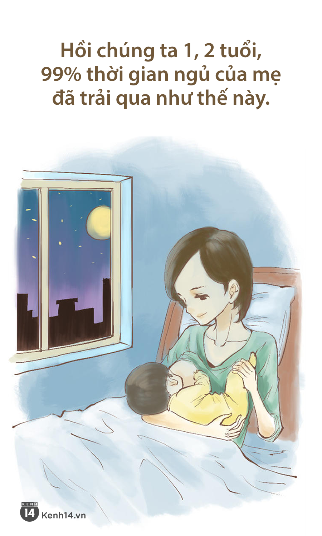 Tình yêu của mẹ: Thứ tình yêu cho đi 99% mà chỉ nhận lại được 1% - Ảnh 3.