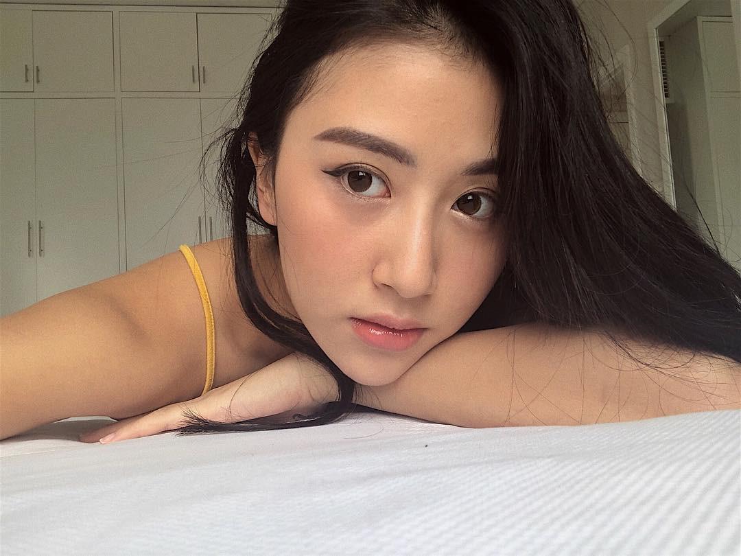 Bạn đã biết 4 cách đánh son siêu xinh đang được các hot girl Việt tích cực diện mùa xuân này chưa? - Ảnh 14.