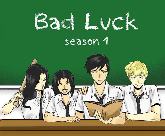 Truyện tranh Việt Bad Luck gây sốt một thời sẽ có phiên bản live-action trong năm nay! - Ảnh 2.