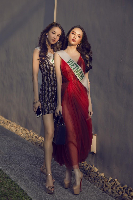 Ngắm nhan sắc của Hương Giang trong những chặng cuối của Hoa hậu Chuyển giới Quốc tế 2018 - Ảnh 10.