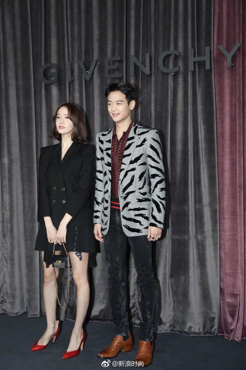Gầy như cây sậy tại sự kiện, chị em Yoona và Minho lại làm lu mờ tất cả với khí chất ông hoàng bà hoàng - Ảnh 13.
