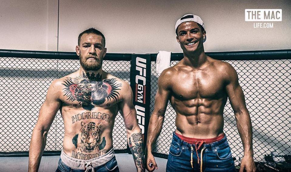 Gã điên McGregor tuyên bố kiếm tiền vượt Ronaldo - Ảnh 2.