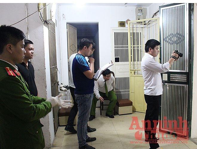 Cận cảnh hiện trường vụ án cô gái tử vong do bị ca sĩ Châu Việt Cường nhét tỏi vào miệng - Ảnh 5.
