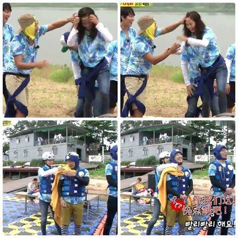 Những khoảnh khắc ngọt ngào của Song Ji Hyo và các thành viên Running Man - Ảnh 15.