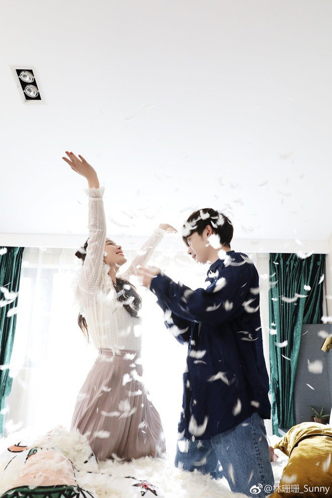 Cuộc sống hạnh phúc của hot girl nổi tiếng Trung Quốc sau đám cưới với thiếu gia giàu có - Ảnh 8.