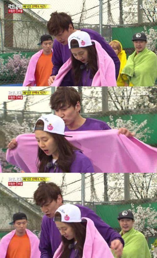 Những khoảnh khắc ngọt ngào của Song Ji Hyo và các thành viên Running Man - Ảnh 18.