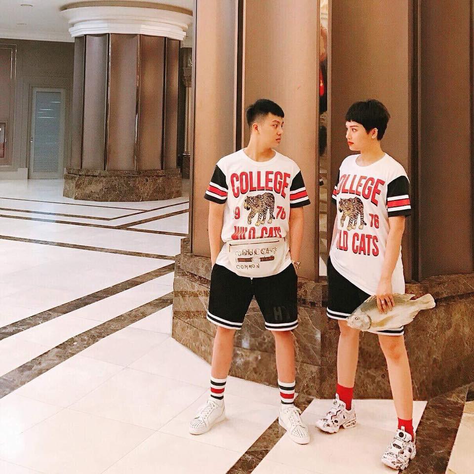 Hè chưa về mà các sao Việt đã lên đồ street style tưng bừng với sắc màu rực rỡ - Ảnh 16.