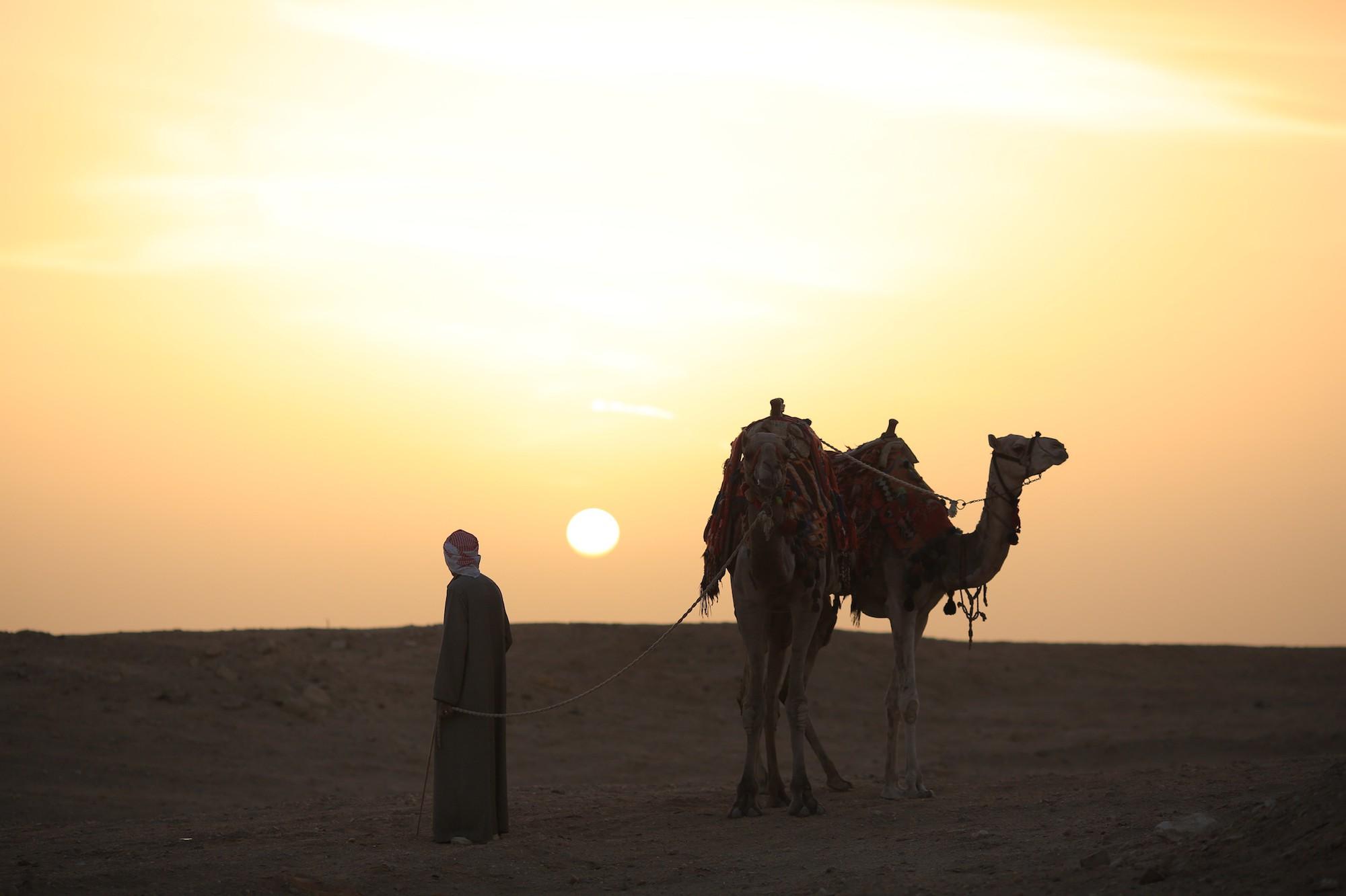 Ai Cập đẹp hơn tất cả những gì chúng ta vẫn tưởng tượng trong bộ ảnh mới nhất của Tâm Bùi - Ảnh 14.