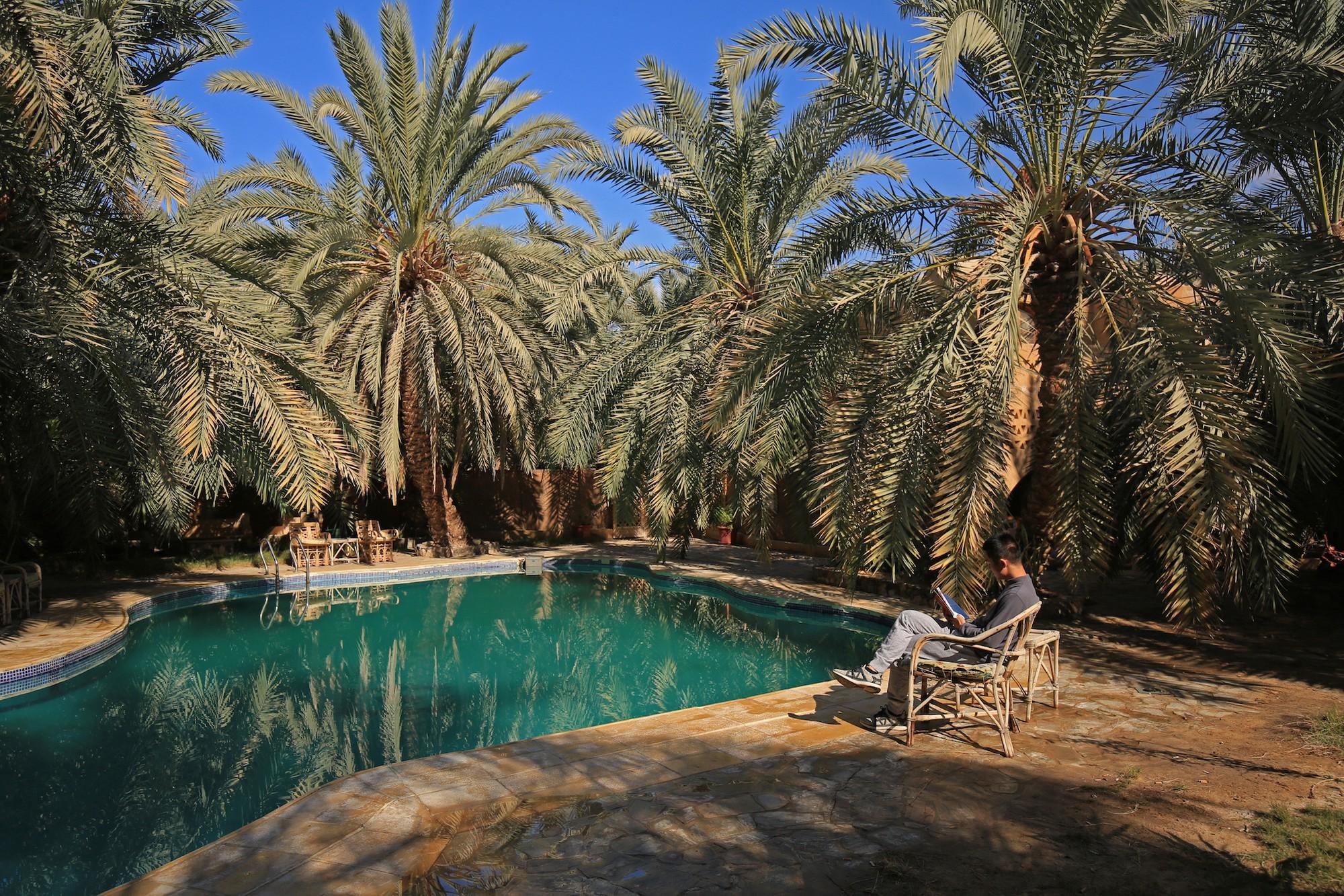 Ai Cập đẹp hơn tất cả những gì chúng ta vẫn tưởng tượng trong bộ ảnh mới nhất của Tâm Bùi - Ảnh 13.