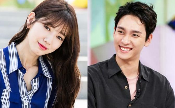 HOT: Park Shin Hye xác nhận hẹn hò đàn em điển trai, bạn bè tiết lộ thêm chi tiết - Ảnh 1.