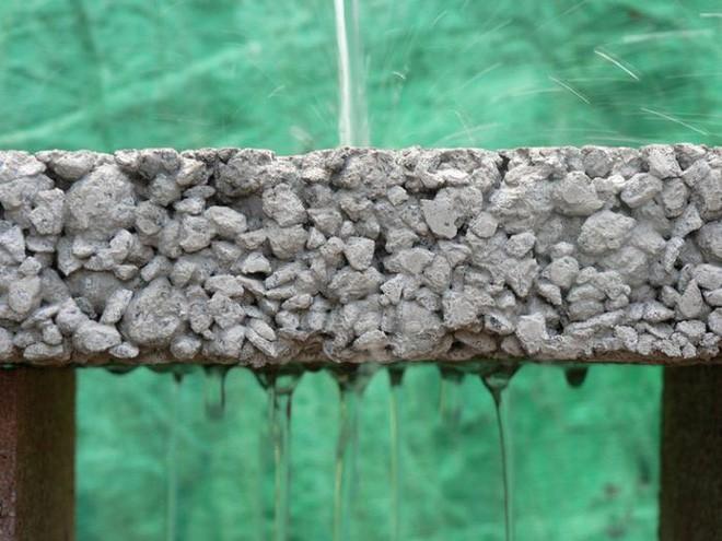 Tìm ra cách cải thiện khả năng thoát nước của bê tông trong mùa lũ bằng sợi carbon tái chế vô cùng hiệu quả - Ảnh 3.