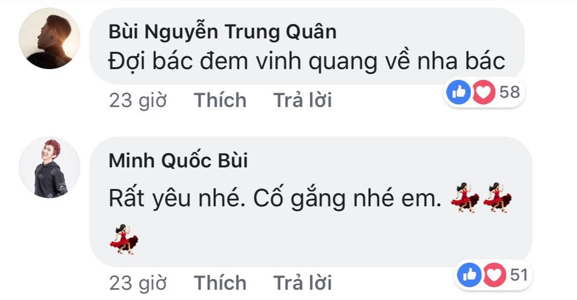 Sao Việt gửi lời nhắn tới Hương Giang trước thềm chung kết Hoa hậu Chuyển giới Quốc tế 2018 - Ảnh 1.