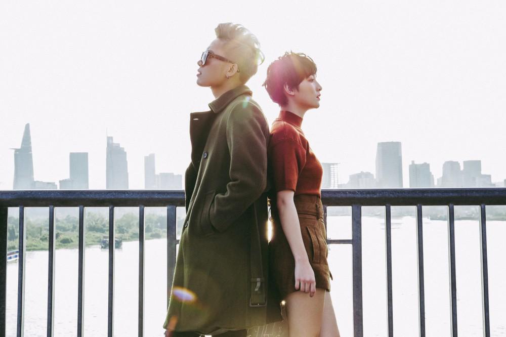 Mượn La La Land, Anh Tú (The Voice) tái hiện chuyện tình mộng mơ của mình trong MV đầu tay - Ảnh 5.