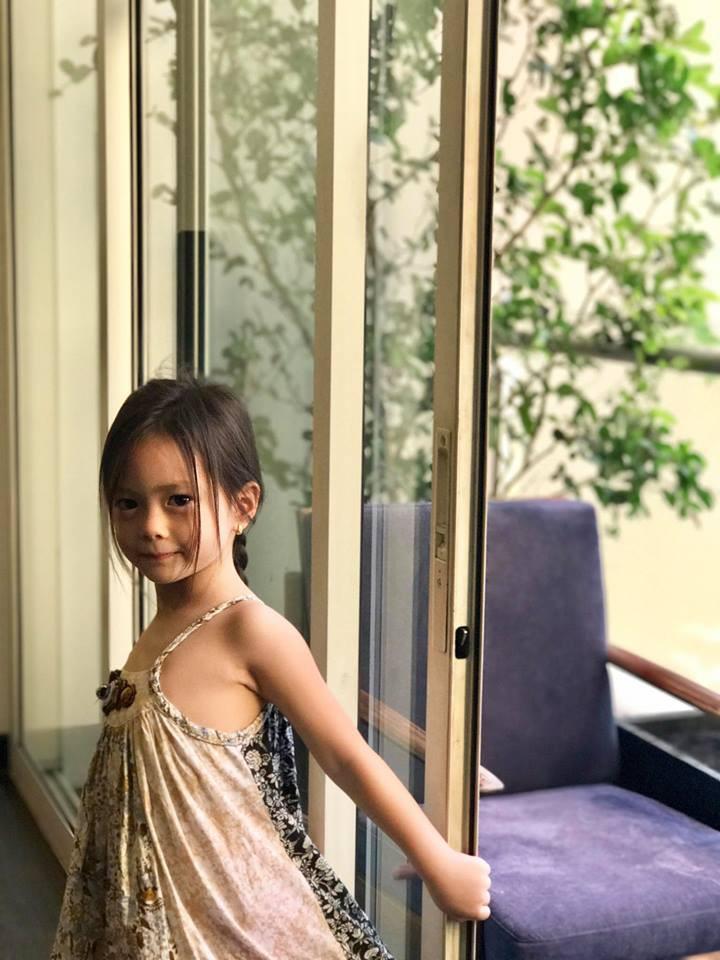 """Ngắm những """"công chúa lai"""" siêu đáng yêu của nhà sao Việt - Ảnh 3."""