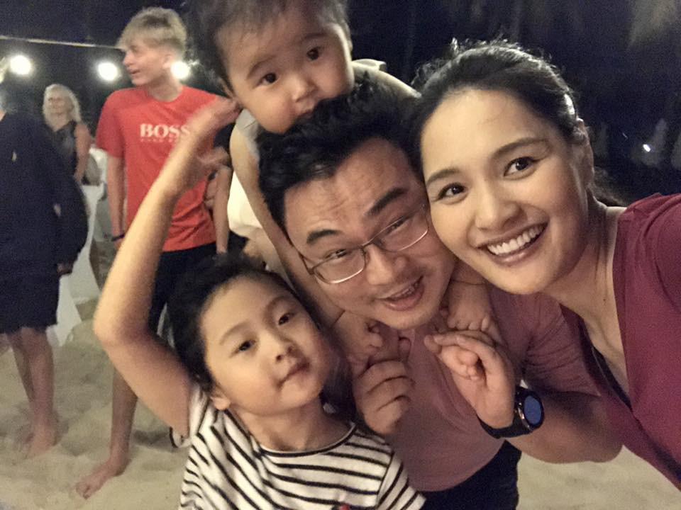 """Ngắm những """"công chúa lai"""" siêu đáng yêu của nhà sao Việt - Ảnh 18."""